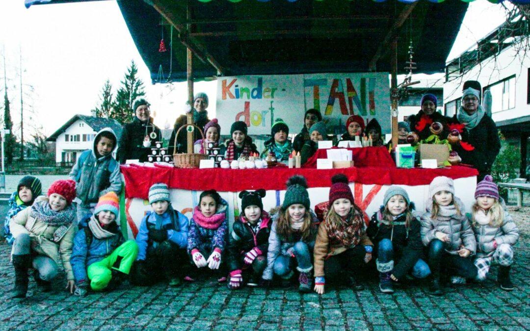 Spendenaktion der Weihnachtshelfer