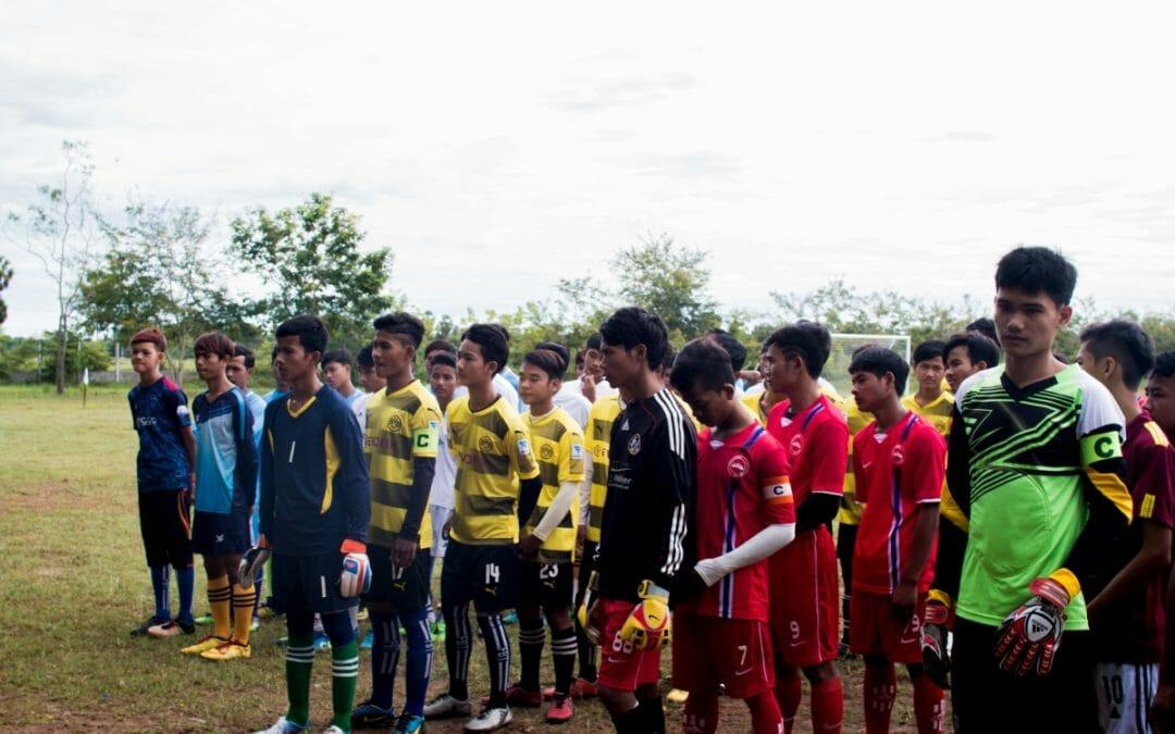 1. CVT Fußballturnier
