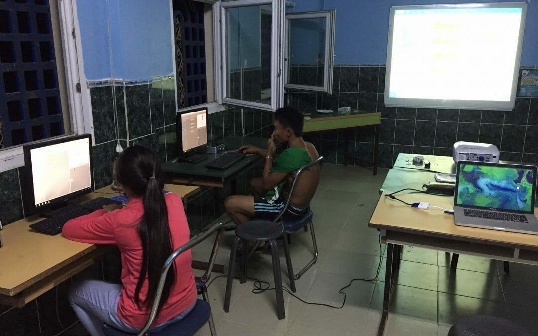 Computerunterricht