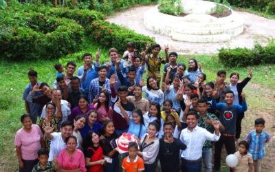 Alle vereint in Tani – großes Fest zum 10-Jahre-Jubiläum