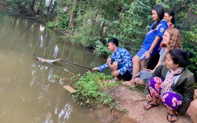 Pchum Ben: hungrige Geister und selbstständige Tani-Kids