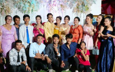Hochzeit feiern in Kambodscha