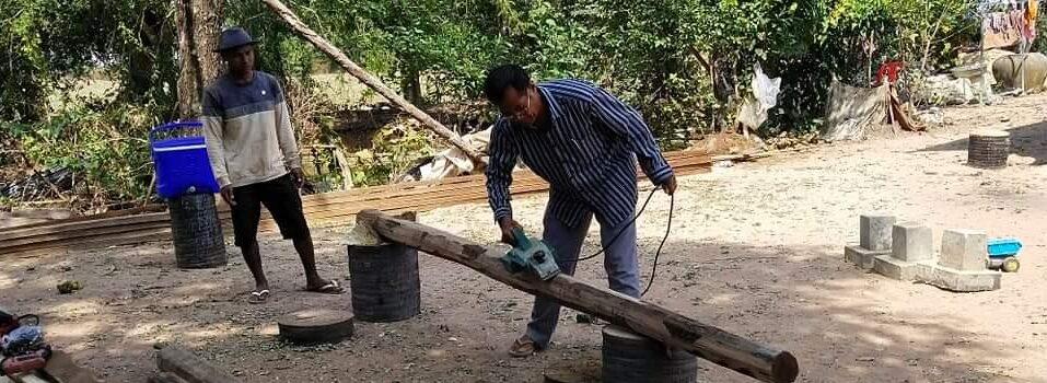 Ein gelungenes Projekt in Tani