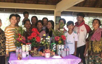 Khmer Neujahr – in der Pandemie