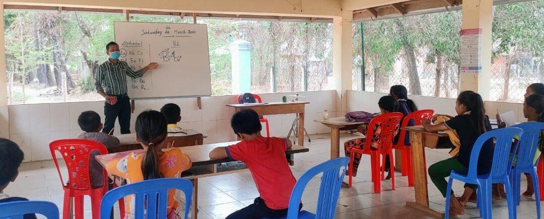 Bildungsangebote im Kinderdorf